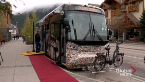 New bus routes launched from Banff to Lake Louise